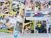 Marvel Официальная коллекция комиксов №71 - Люди Икс. Новая команда