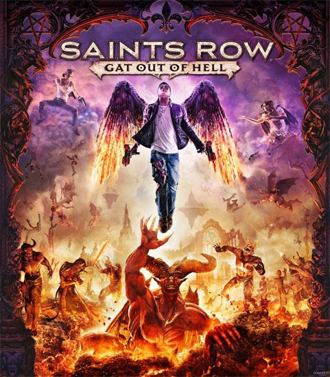 Saints Row: Gat out of Hell [Update 2] | PC | Лицензия