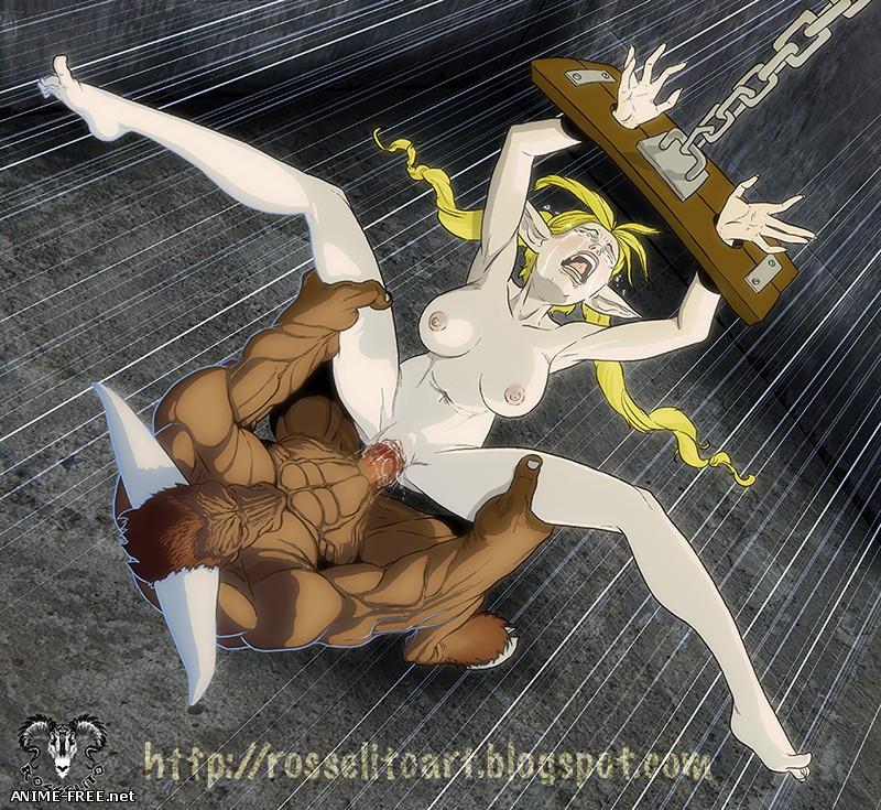 Studio-Pirrate / Rosselito (Collection) [Uncen] [ENG] Porno Comics