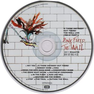 Pink Floyd - The Wall - Immersion Edition [6CD] (2012)