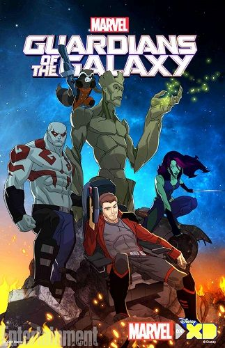 Стражи Галактики / Marvel's Guardians of the Galaxy [S01] (2015) WEB-DL 720p | Disney
