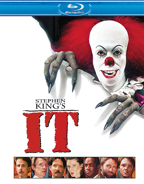 Оно / It (1990) BDRip 720p | D, A