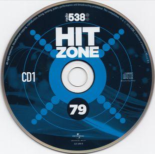 Radio 538 - Hitzone 79 (2016)