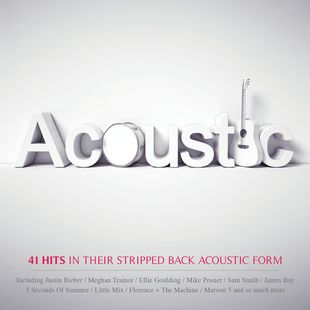 Acoustic - 41 Hits In Their Stripped Back Acoustic Form [2CD] (2016)
