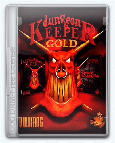 Dungeon Keeper Gold (1997) [Multi] (1.0/dlc) License GOG