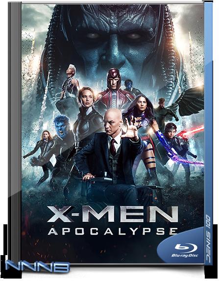 Люди Икс: Апокалипсис (2016) BDRip 1080p от NNNB | D, P