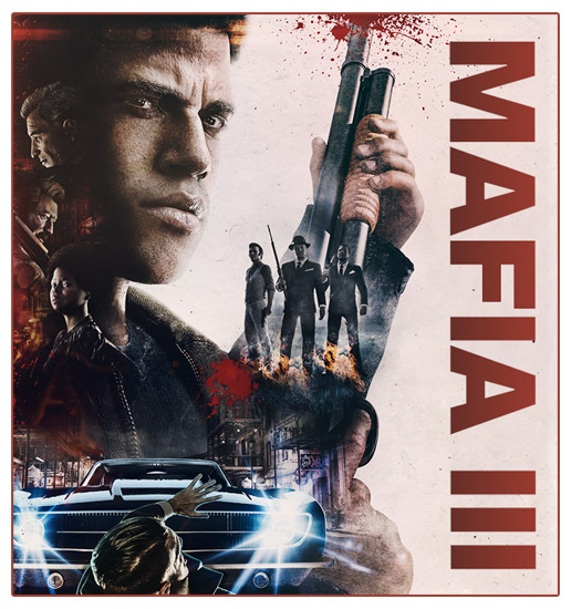 Мафия 3 / Mafia III - Digital Deluxe Edition [v 1.070.0.1 + 4 DLC] (2016) PC | RePack от xatab