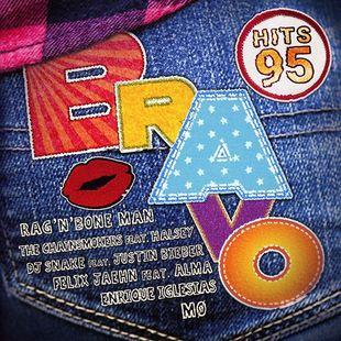 Bravo Hits 95 [2CD] (2016)