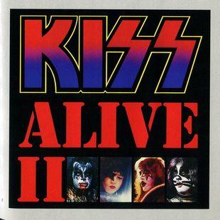 Kiss - Alive! 1975-2000 [4CD] (2006)