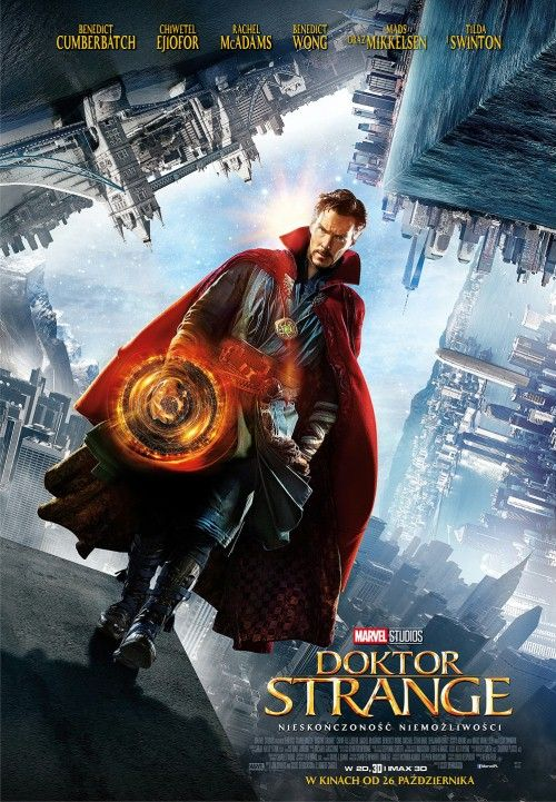 Doktor Strange (2016) DVDScr x264 / Lektor PL IVO