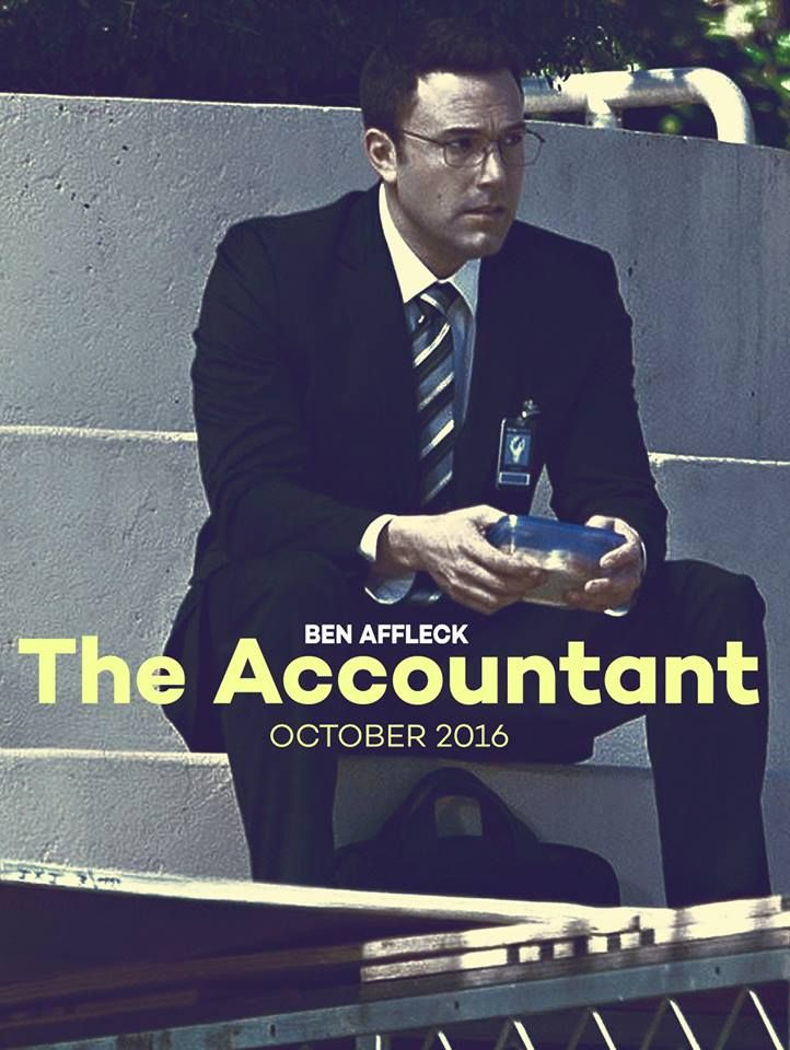 Księgowy / The Accountant (2016) PL.DVDRip.X264.AC3.B53 / Lektor PL [IVO]
