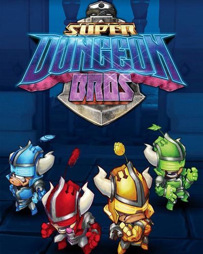 Super Dungeon Bros (RUS/ENG/MULTi8) [L]
