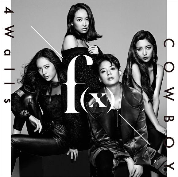 20161103.02.03 f(x) - 4 Walls ~ Cowboy (M4A) cover 1.jpg