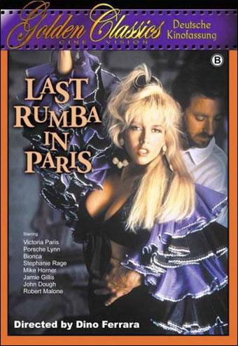 Последняя румба в Париже / Last Rumba In Paris (1989) DVDRip