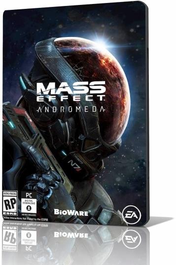 Mass Effect: Andromeda (2017) WEBRip [H.264/1080p-LQ] [Трейлер#2]