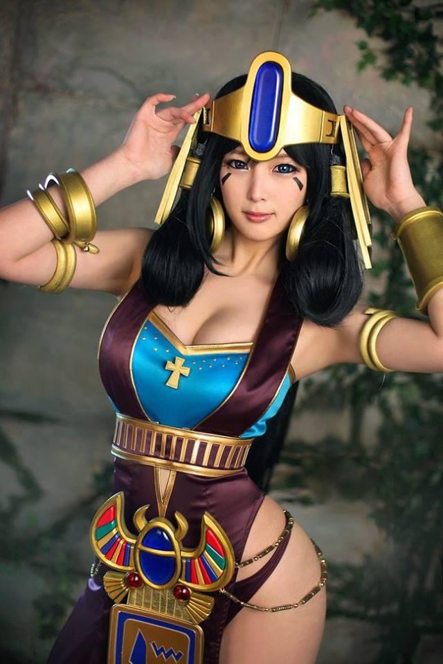 Египетский косплей