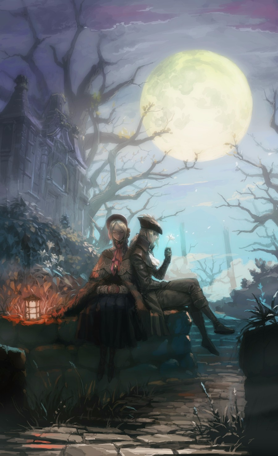 Охотник и кукла