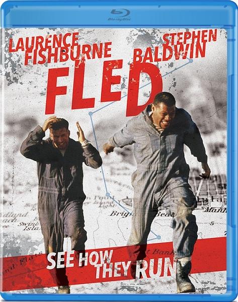 Беглецы / Fled (1996) BDRip 720p | D, P2, A