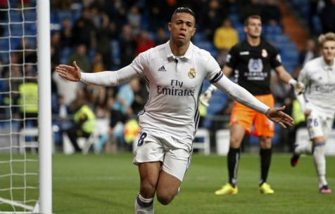"""Мариано забил самый быстрый гол в Кубке Короля в истории """"Мадрида"""""""