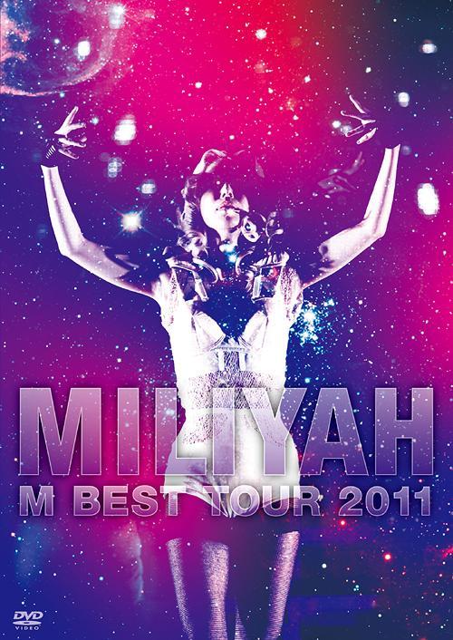 20161207.02.02 Miliyah Kato - M BEST Tour 2011 (DVD9) (JPOP.ru) cover 2.jpg