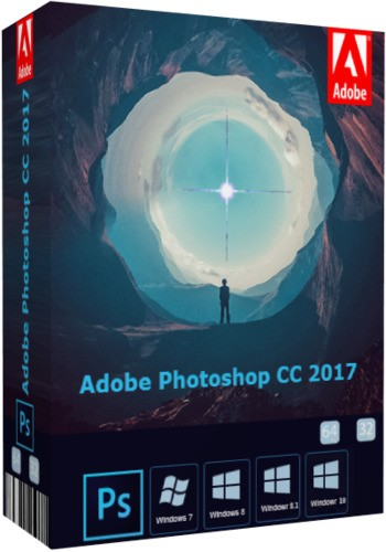 Adobe Photoshop CC 2017 (v18.0.1) x86-x64 RUS/ENG Update 1 by m0nkrus
