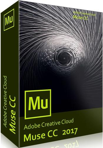 Adobe Muse CC 2017.0.2.60 RePack by KpoJIuK [Multi/Ru]
