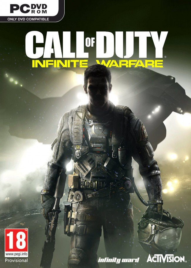 Call of Duty Infinite Warfare (2016) RELOADED