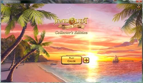 Jewel Quest 7. Seven Seas Collectors Edition  (2016)