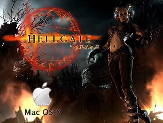 Hellgate London (2007) [Ru] [macOS WineSkin]