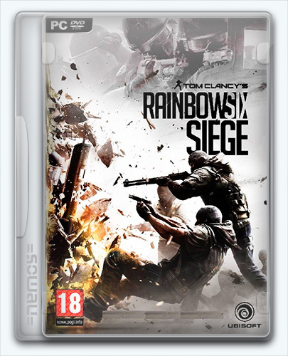 Tom Clancy's Rainbow Six: Siege - Gold Edition [v 11744586 + DLCs] (2015) PC | Uplay-Rip