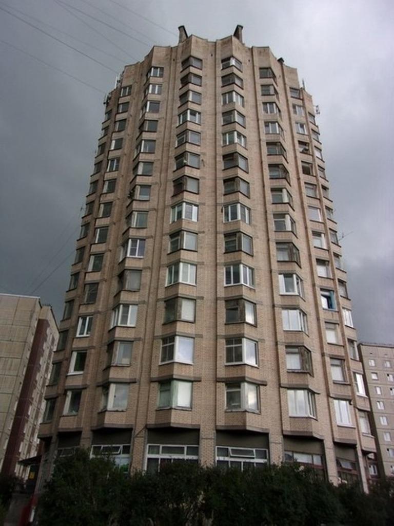 квартиры на Приморской