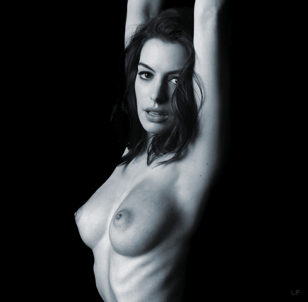 Anne hathaway talks about being nude