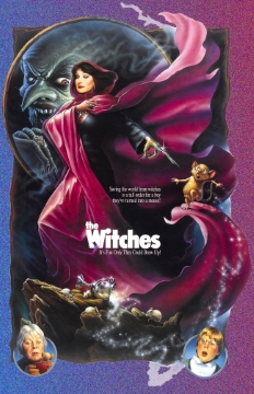 Ведьмы / The Witches (1990) WEB-DL 1080p