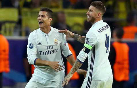 Четыре Мадридиста попали в команду года UEFA
