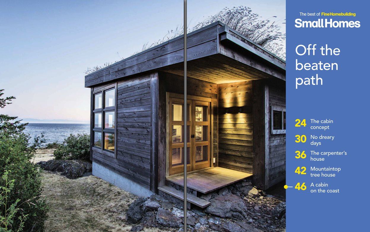 The Best Of Fine Homebuilding Small Homes
