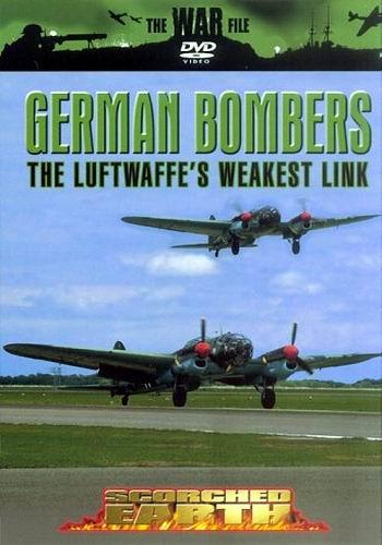 Выжженная земля. Немецкие бомбардировщики / Ecorched Earth. German Bombers (1998) DVDRip [EN / RU Sub]