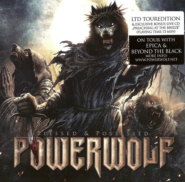 Powerwolf - Blessed & Possessed [Tour Edition] (2017) MP3