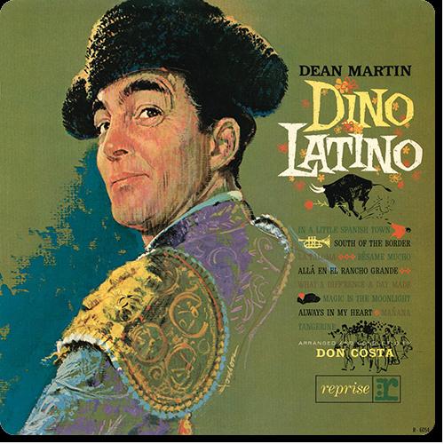 [TR24][OF] Dean Martin - Dino Latino (Reissue) - 1962/2014 (Vocal Jazz)