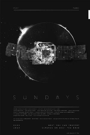 По воскресеньям / Sundays (Миша Розема / Mischa Rozema) [2015, Нидерланды, короткометражка, фантастика WEB-DLRip-AVC] VO (DeeAFilm Studio) + Original (Eng) + SUB (rus)