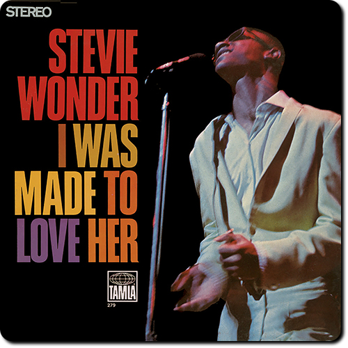 [TR24][OF] Stevie Wonder - I Was Made To Love Her - 1967 / 2016 (Soul, R&B)