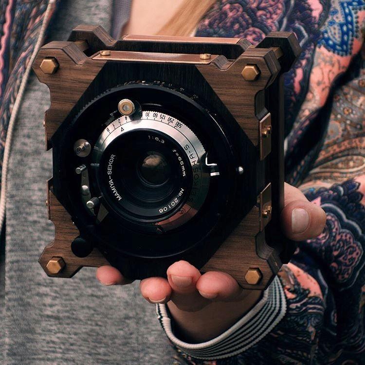 Странный фотоаппарат