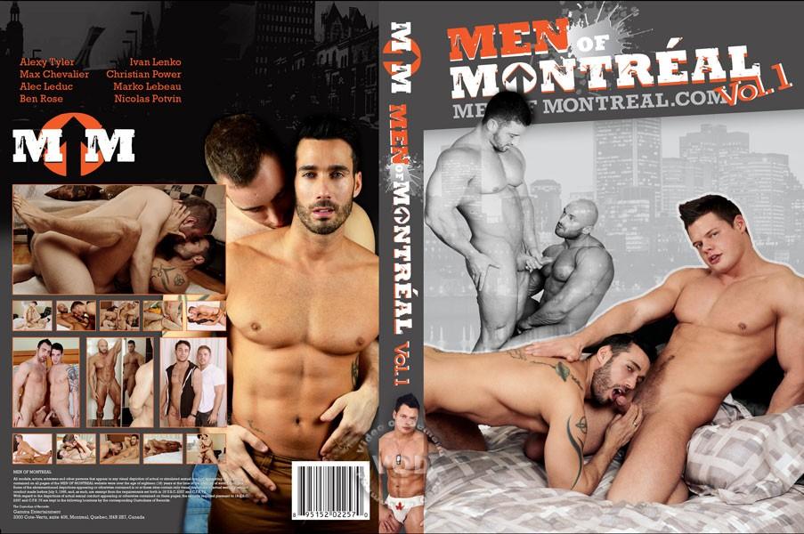 Men of Montreal - Vol 1 / Мужчины Монреаль - Том 1 (Marko Lebeau, Men of Montreal) [2014 г., Muscle, Oral/Anal Sex, Rimming, Masturbation, Tatoos, Cumshot, HDRip, 720p]