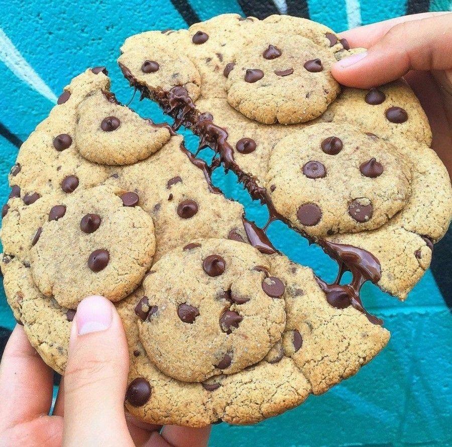 Печеньки в печеньке