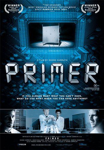 Детонатор / Руководство / Primer (Шейн Каррут / Shane Carruth) [2004, США, фантастика, триллер, драма, WEB-DLRip-AVC] DVO (R5) + Original Eng + Subs (Rus, Eng)