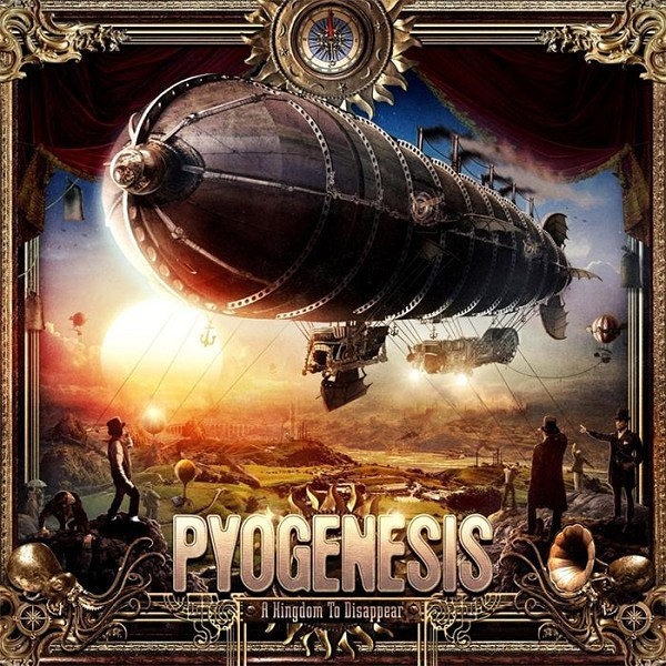 Pyogenesis - A Kingdom to Disappear (2017) MP3
