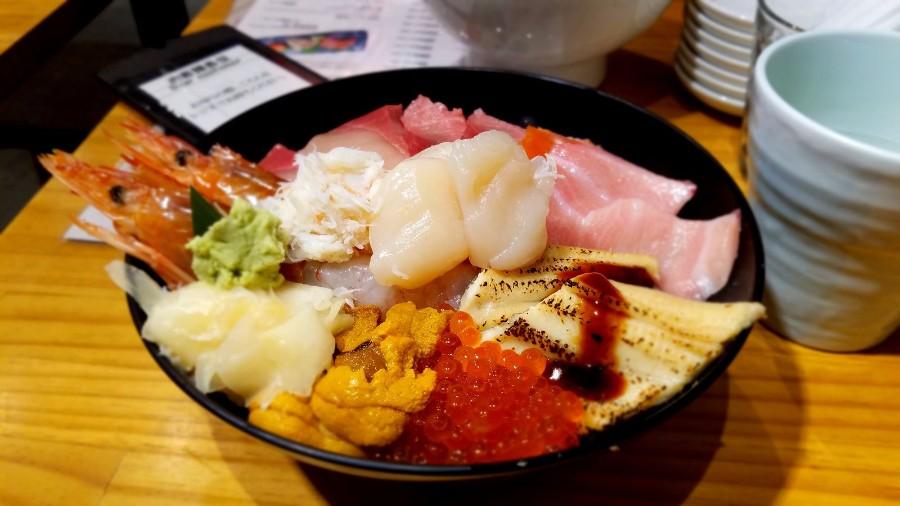 Блюдо по-японски
