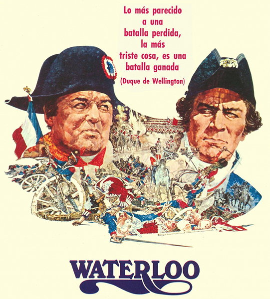 Ватерлоо / Waterloo (1970) WEB-DLRip 720p | P
