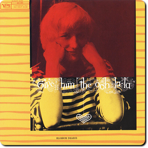 [TR24][OF] Blossom Dearie - Give Him The Ooh-La-La - 1958/2016 (Vocal Jazz)
