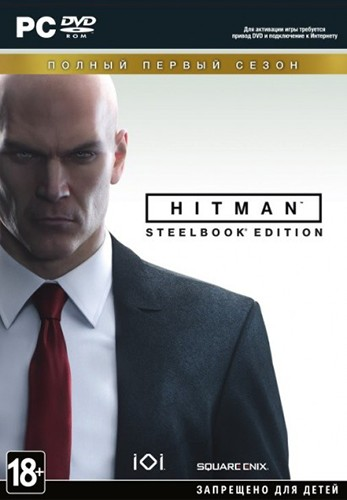 Hitman: The Complete First Season [v 1.9.0 + DLC's] (2016) PC | Repack от VickNet