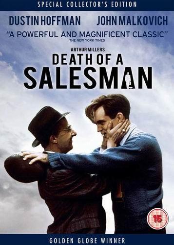Смерть коммивояжера / Death of a Salesman (Фолькер Шлендорф / Volker Schlondorff)[1985, США, драма, BDRip] AVO (Дольский) + Sub Eng + Original Eng